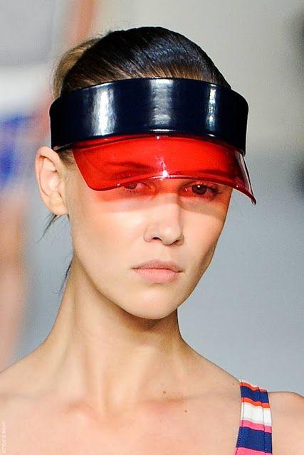 transparent sun visor cap - Szukaj w Google | inspiration ...