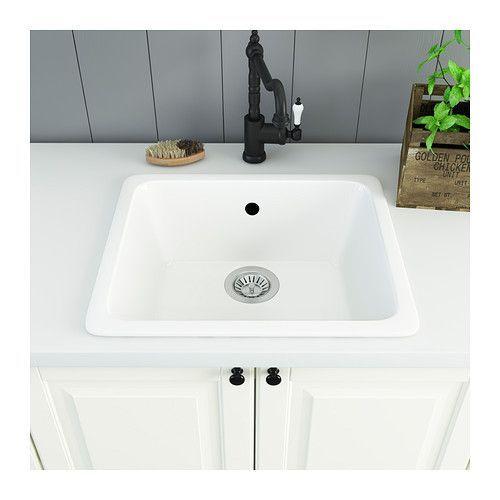 domsjo insert sink ikea google search wish list pinterest. Black Bedroom Furniture Sets. Home Design Ideas