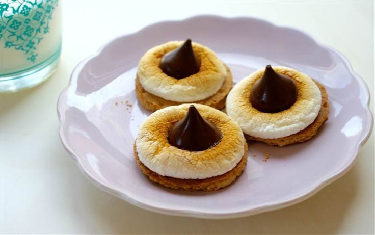 S'mores Bites recipe - need to make with gluten free graham crackers!