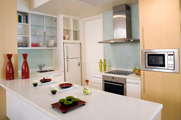 Information on various types of kitchen countertops that will help in your next selection or  makeover