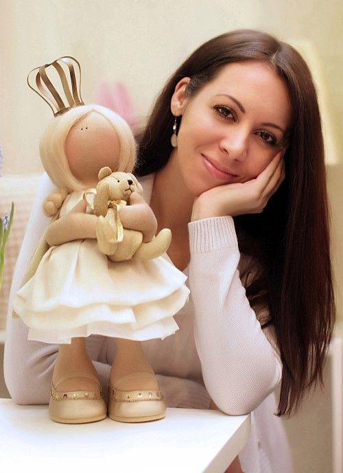 Куклите на Татьяна Коннэ