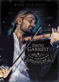 DAVID GARRET You have to listen to him playing Czardas by Vittorio Monti. I'm learning how to play it, but of course he is WAY better at it.