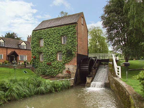 Grafton Mill, a beautiful converted watermill in Worcestershire