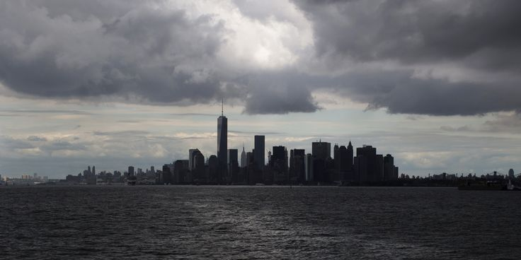 Climate change is already impacting New York City with rising temperatures and sea levels, which will only worsen as the century continues, according to a report released Tuesday from a panel of scientific experts.