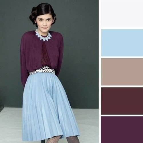 Color compinations for Spring 2016