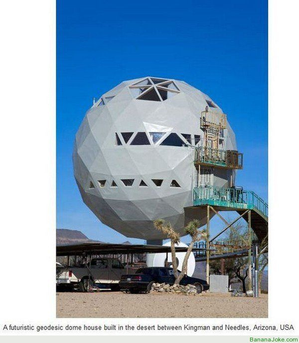 Dome House Futuristic: 10 Best Strange Houses Images On Pinterest