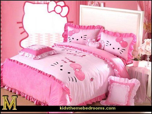 17 Best Images About Hello Kitty Bedroom For Mariel On