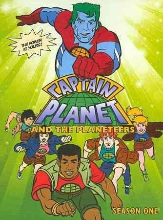 This release from the classic, environmentally conscious animated adventure series CAPTAIN PLANET AND THE PLANETEERS includes all 26 episodes of the show, following the titular hero and his band of he