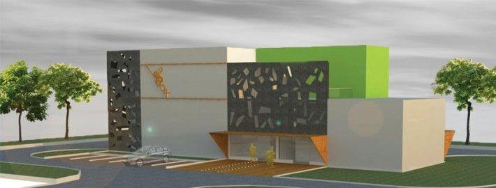 Πρόταση 247315 για τον Αρχιτεκτονικό Σχεδιασμό κτιριακού οργανισμού που θα στεγάσει Μονάδα Παραγωγής Ηλεκτρικής Ενέργειας ισχύος 1Mw από Φυτική Βιομάζα (Woodchip), ενόψει της έναρξης υλοποίησης εγκατάστασης Μονάδων 1Mw από την Dos Energy .