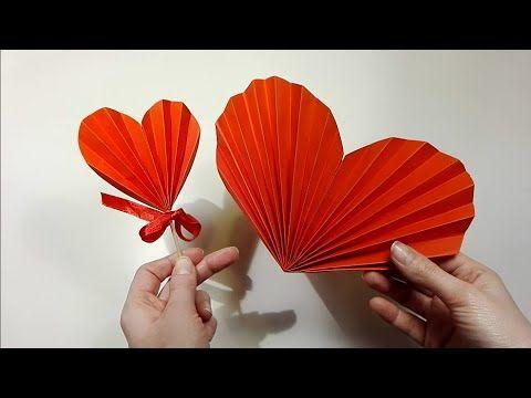 Jak się robi harmonijkowe serce / accordion heart  #instrukcja #instruction #instructions #handmade #rekodzielo #DIY #DoItYourself #handcraft #craft #lubietworzyc #howto #jakzrobic #instrucción #artesania #声明 #origami #paperfolding #折り紙 #摺紙 #elorigami #Walentynki #ValentinesDay #DíadeSanValentín #Valentinstag #ДеньсвятогоВалентина #serce #heart #corazón #心 #Herz #Сердце #serduszko #harmonijkowy #accordion