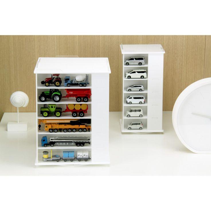 旋轉式壓克力小物收納盒 - Rotating Acrylic Model Display Case by SO+FUN design