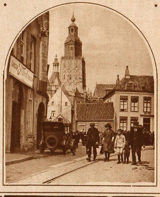 Zutphen, The Netherlands, 1925