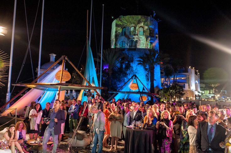 Торжественное открытие Marbella Luxury Weekend 2014