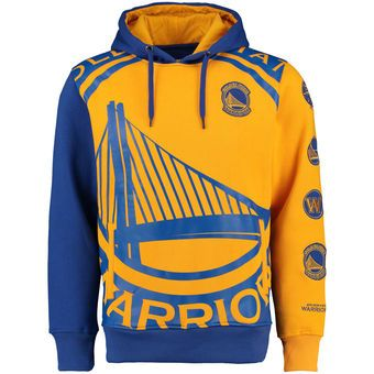 Golden State Warriors Royal Feelings Pullover Hoodie