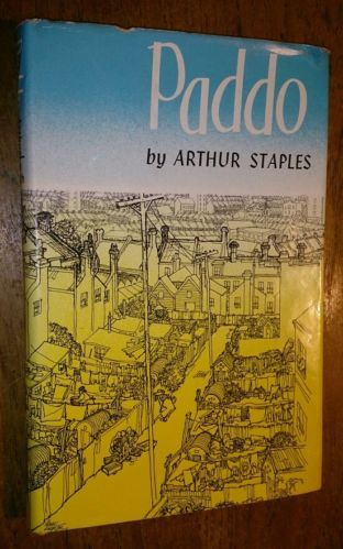 Paddo by Arthur Staples 1930s Paddington Sydney Vintage Children's Book 1964