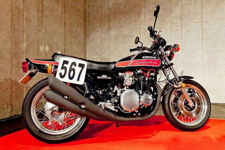 Yoshimura Z 900....