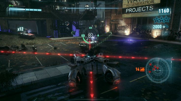 Batman Arkham Knight Choice of Weapons Trophy Guide – VGFAQ