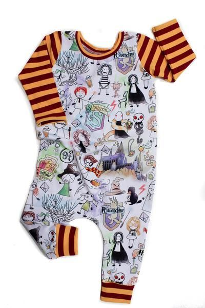 55576ee0b Harry Potter baby clothes Romper OR Leggings | Toddlers Clothing ...