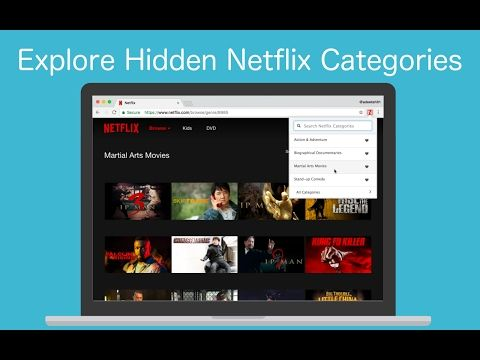 Here's a new and easier way to find Netflix's secret categories | Page 2 | Komando.com