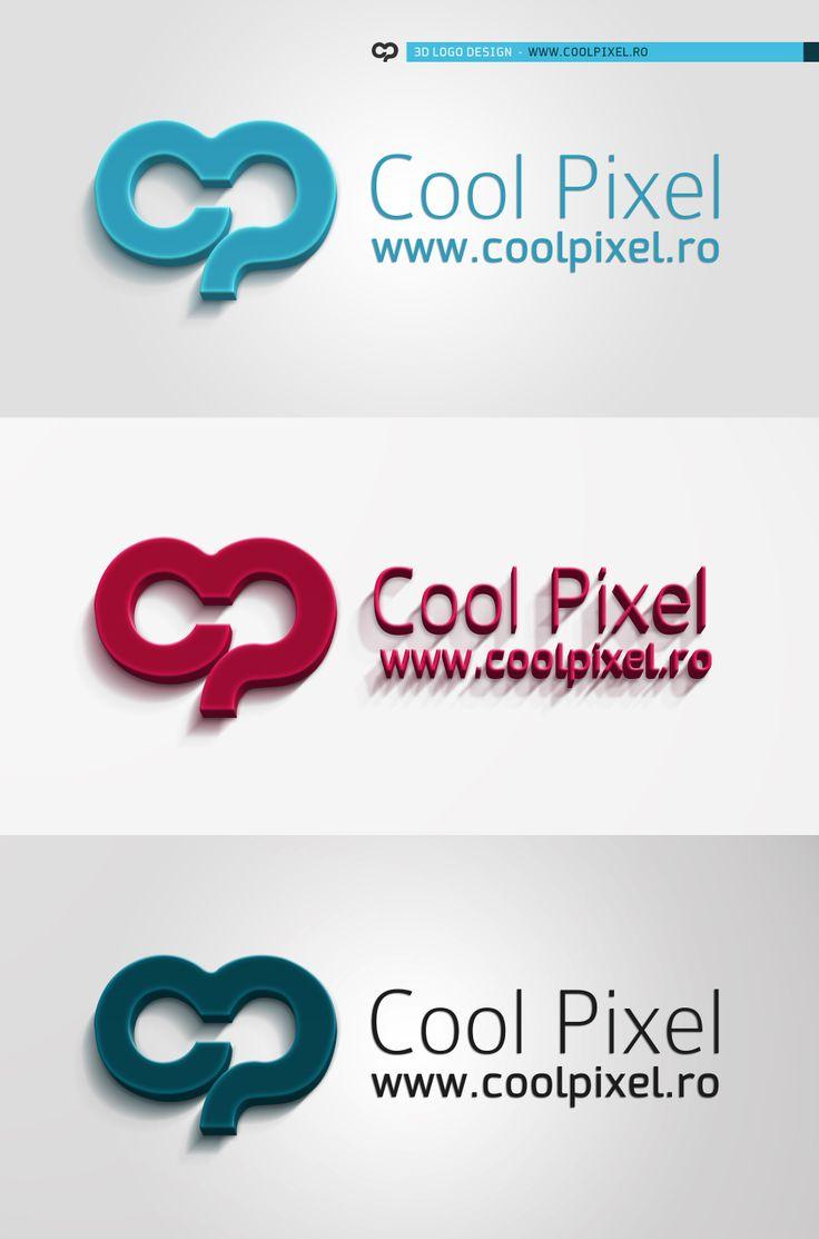 Logo 3D - www.coolpixel.ro