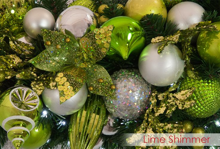 Lime Shimmer