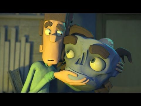 Graduation film from The Animation Workshop/VIA UC: A struggling medical student gets way more than he bargained for when his new roommate moves in. Can they...