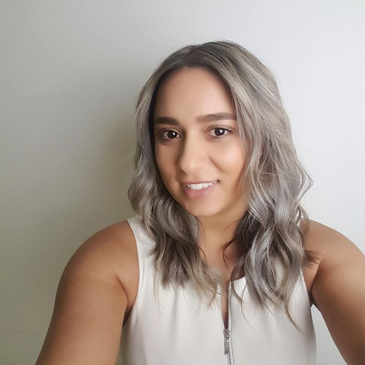 Silver Hair by Jacqui Laveau at a Flick of Hares
