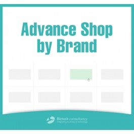 Advance Shop By Brand / Manufacturer Extension by Maulik Shah at Coroflot.com