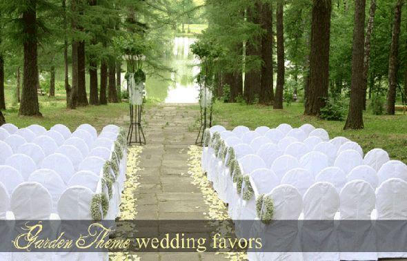 Outdoor Wedding : Wedding Aisle Barn Budget Creative Field