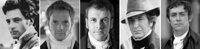 Video: Austen men like to boogie (Jeremy Northam, Rupert Penry Jones, Jonny Lee Miller, Alan Rickman, JJ Feild) Jib Jab