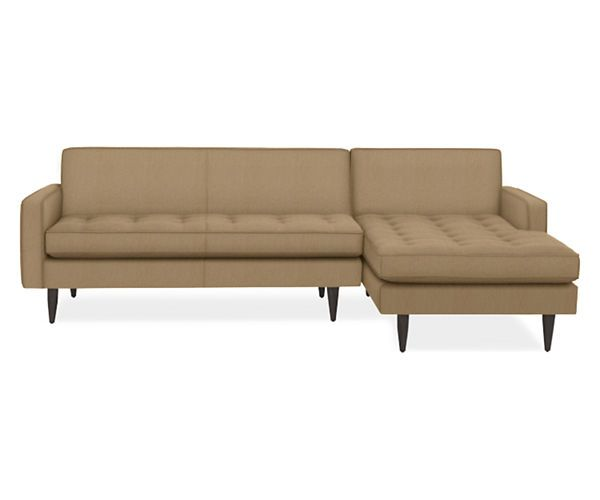Room And Board Reese Sofa With Chaise