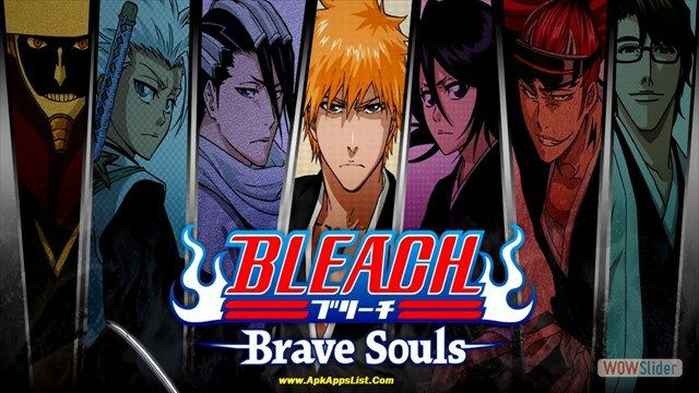 BLEACH Brave Souls Apk Mod Hack Download for Android1
