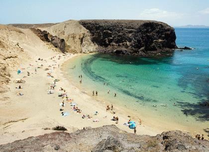 Un merecido descanso de la rutina en la isla de Fuerteventura