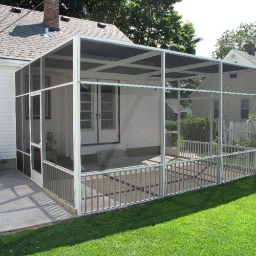 Exceptional Patio Screen Enclosure Systems