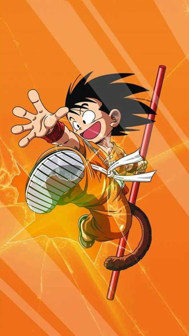 Kid Goku Wallpaper In 2020 Dragon Ball Art Dragon Ball Wallpapers Kid Goku