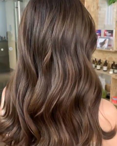 #harts_salon#hairxkarl #smartbond #balayage #behindthechair #modernsalon #milboncolour #mydentity #guytang_mydentity #hairbesties #painting #blend #mastersofbalayage #balayagedhair #bestofbalayage