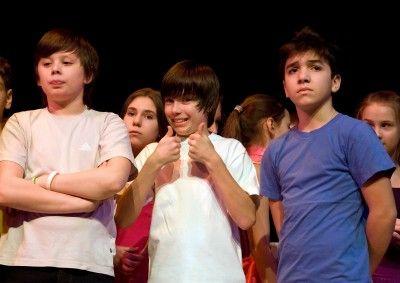 8 ateliers de théâtre sur la confiance...