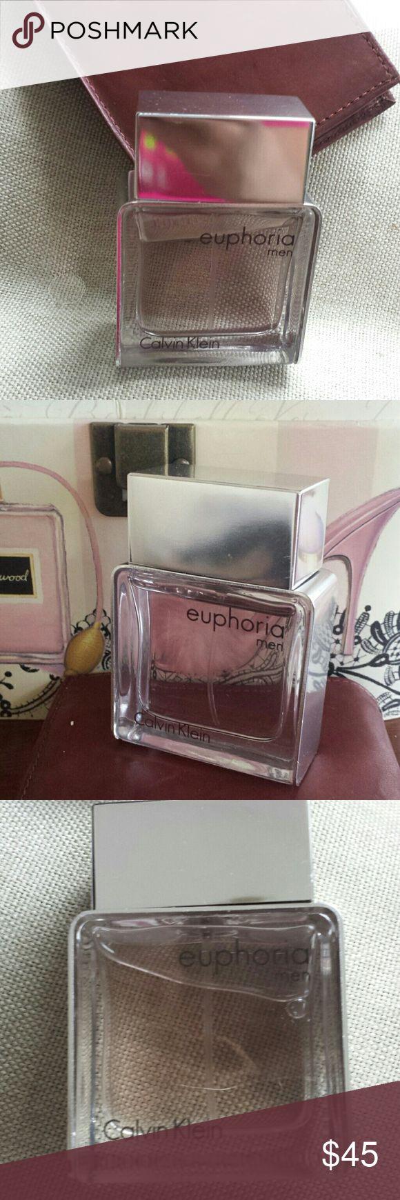 Euphoria perfume Euphoria perfume Calvin Klein for men. .new ..never use it. .3.3 fl oz Calvin Klein Other