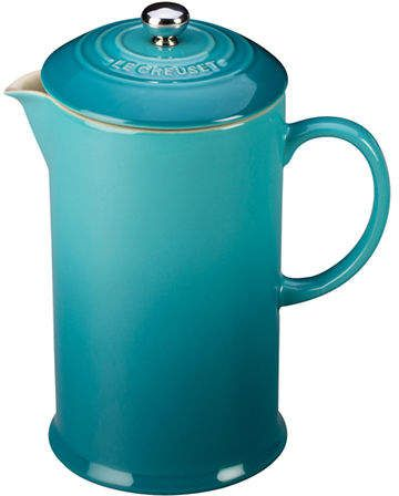 Le Creuset French Press  #lecrueset #frenchpress #coffee #blue #affiliate