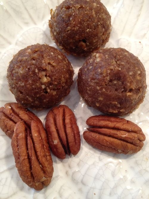 RAW RECIPE: Pecan Pie Cookies   Raw Food Betsy