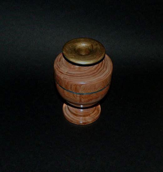 Деревянная ваза декор для дома как ваза для от WoodInProducts
