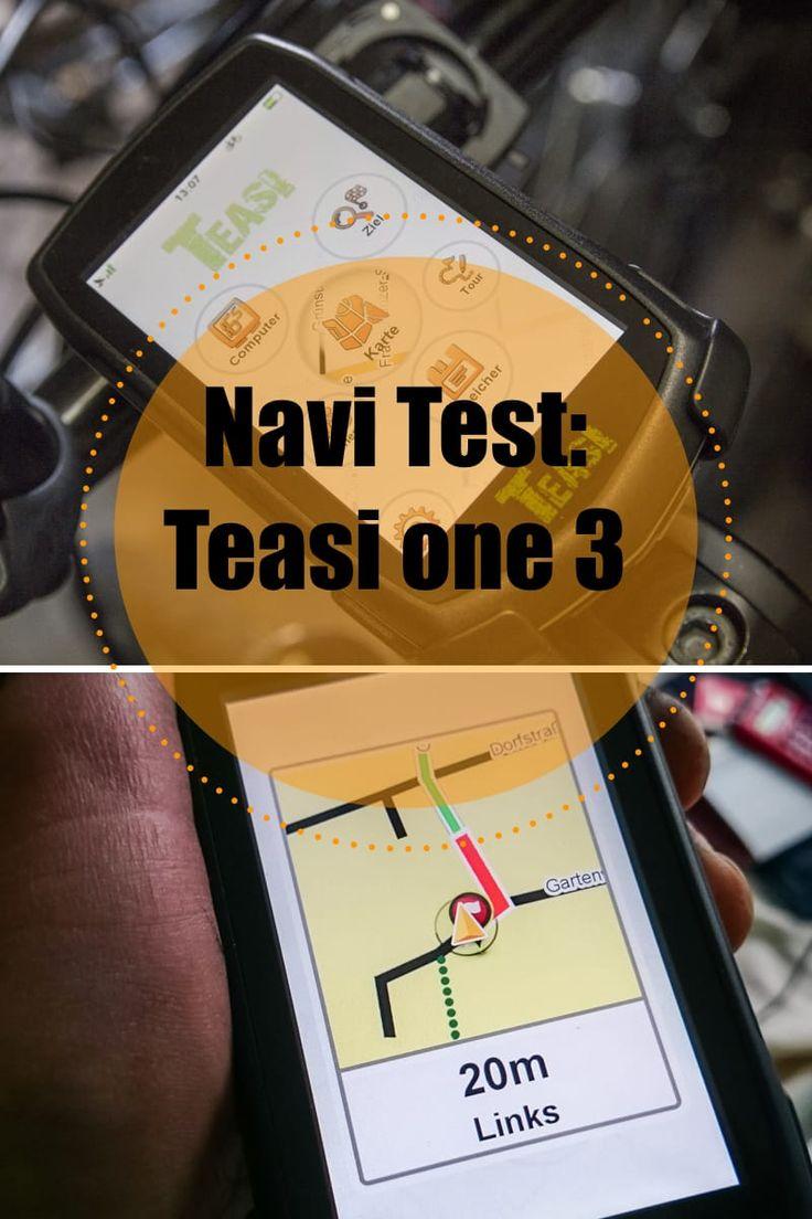 Teasi one3 Test: Bleibt der Nachfolger die Fahrrad Navi Nr.1?