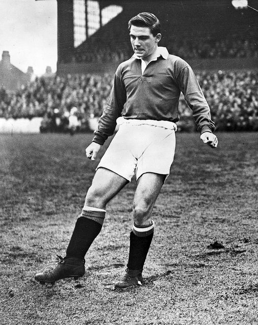 Duncan Edwards, Manchester United. The Man who would have been dubbed the best player United ever had.