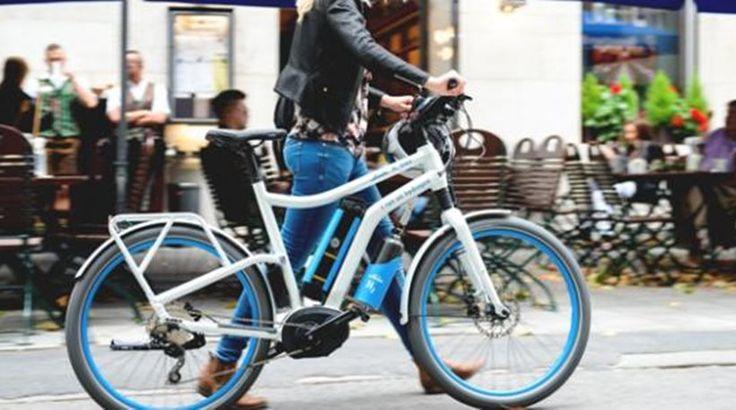Τα πρώτα υδρογονοκίνητα ποδήλατα άρχισε να παράγει γαλλική εταιρεία