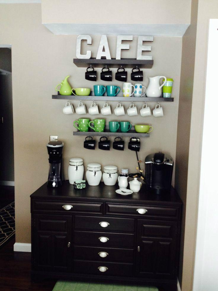 home Coffee Station 9