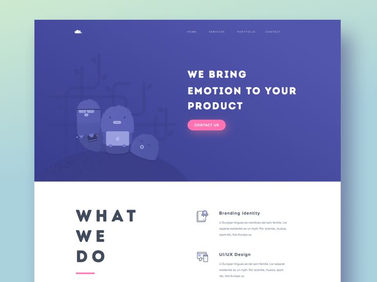 Site Header Inspiration — Muzli -Design Inspiration — Medium