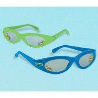 TMNT Glasses Pkt6 $25.95 A391607