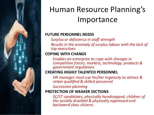 What Is Hr Planning And Its Importance ما هو تخطيط الموارد البشرية وأهميته Human Resources Enterprise Cope