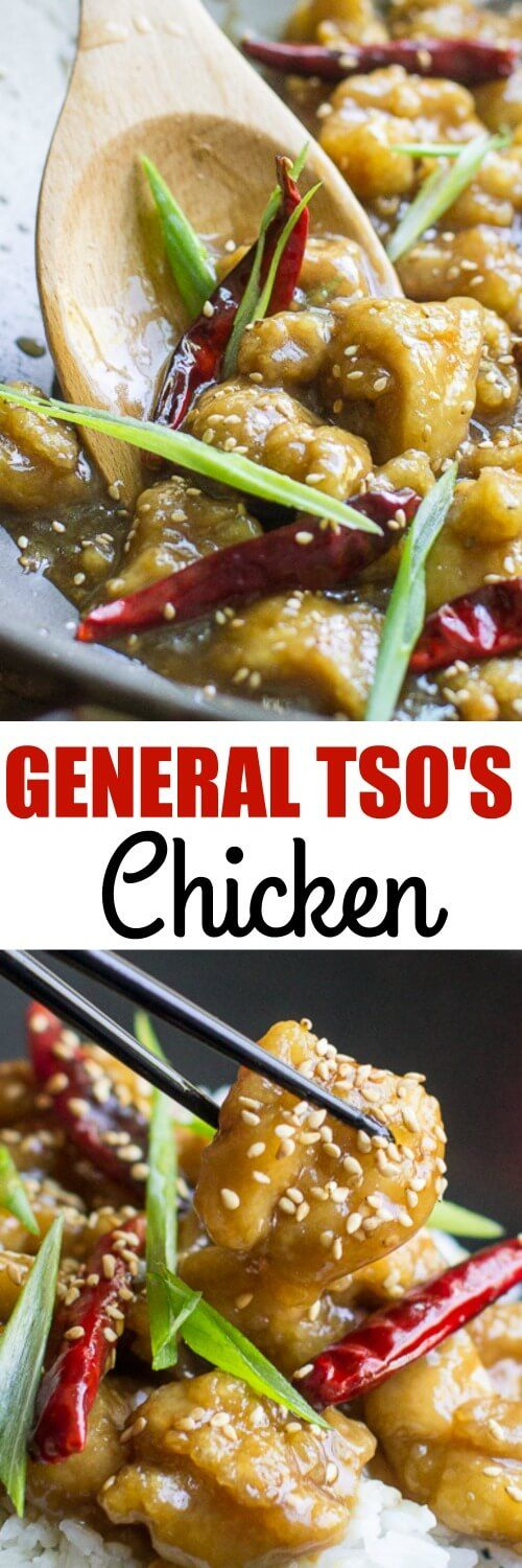 An authentic General Tso's Chicken recipe straight from a Chinese native and culinary expert. Skip the sweet Americanized versions and try the real deal!