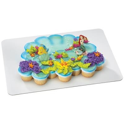 Food & Entertaining - Publix Bakery Selections - Decorated Cakes - Princess - Little Mermaid & Flounder Pull-A-Part